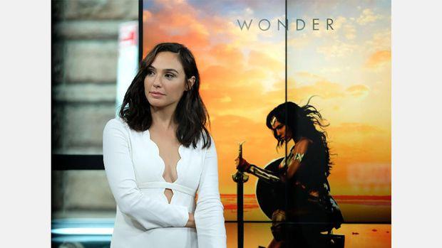 'Wonder Woman' Film Perempuan Tersukses