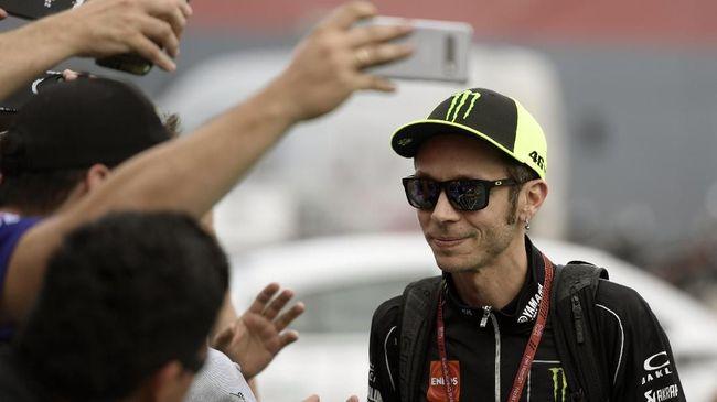 Cerita Wanita Bangkit dari Koma Berkat Valentino Rossi