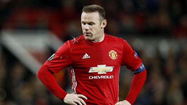 Owen Sesalkan Rooney Ogah Ambil Penalti Man Utd