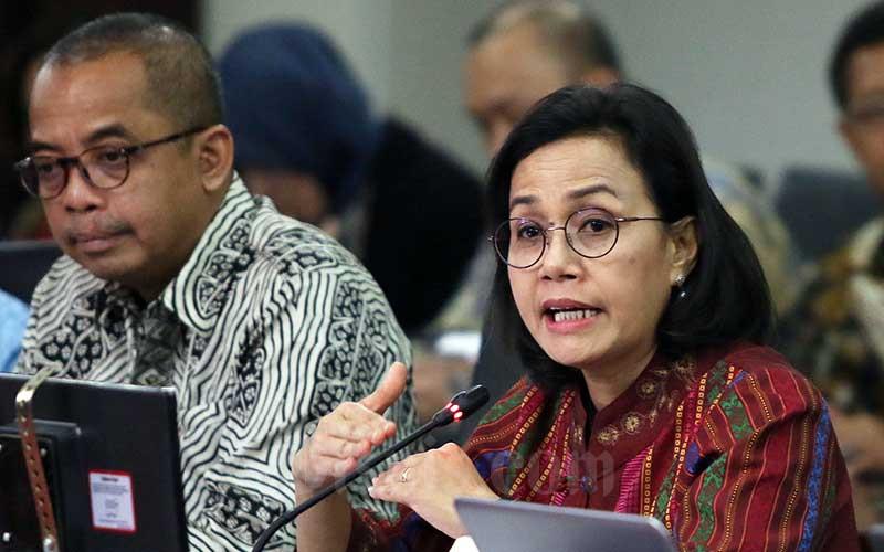 Sri Mulyani Ungkap Indonesia Bisa Lepas dari Zona Resesi