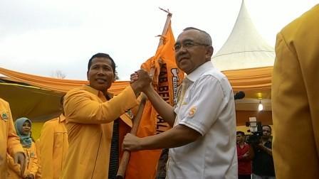 Indra Gunawan Eet Resmi Nahkodai DPD Golkar Bengkalis