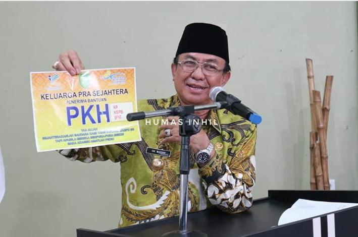 Program Wardan Tingkatkan Kualitas Masyarakat Melalui Koordinasi PKH