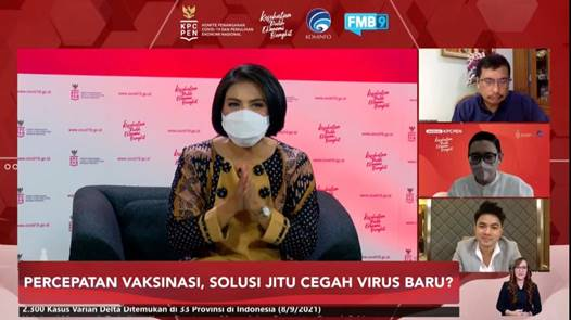 Kemenkes Ingatkan Masyarakat Agar Waspada Virus Varian Baru
