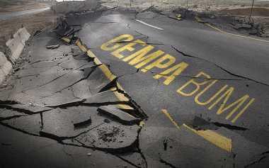 Bengkulu dan Sumbar Alami Dampak Terparah Gempa 6,5 SR