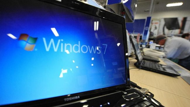 Microsoft Kembali ke Masa Lalu Lewat Windows Stranger Things
