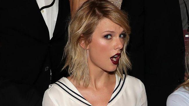 Cerita Pria Rampok Bank 'demi' Taylor Swift
