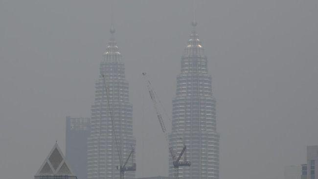 Meraba Kans Malaysia Gugat Indonesia akibat Kabut Asap