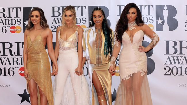 Kisah Girl Band Little Mix Diangkat ke Layar Lebar