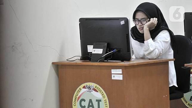 Hasil SKD CPNS Riau Tunggu BKN