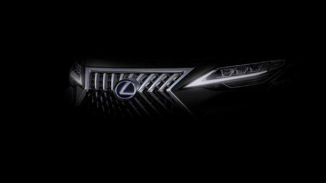 'Lexus Alphard' Dipercaya Bakal Meluncur di China
