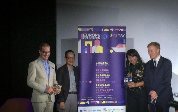 Puluhan Film Eropa Serbu Indonesia Lewat Europe on Screen