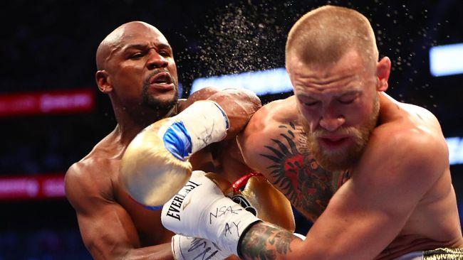 Mayweather vs McGregor Ciptakan Rekor Streaming Ilegal