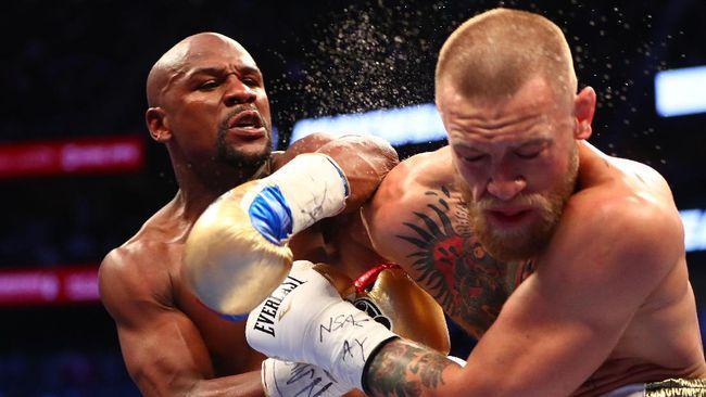 Mayweather vs McGregor Ciptakan Rekor Streaming Ilegal