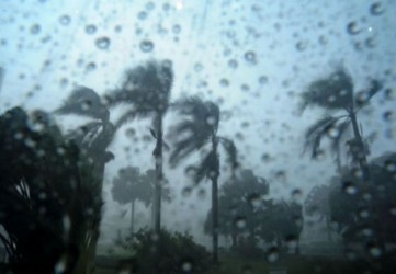 Diguyur Hujan Deras, Karhutla di Bengkalis Padam