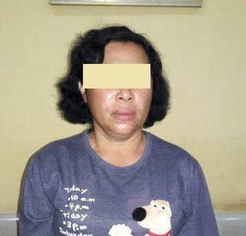 Seorang IRT Jual Togel di Pinggir, Bengkalis Ditangkap Polisi
