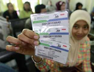 1.372 Peserta BPJS Kesehatan di Meranti Menunggak