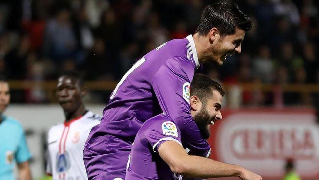 Zidane Terpukau Gol Indah Nacho di Real Madrid