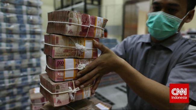 Dana Pemda yang Mengendap di Bank Meningkat