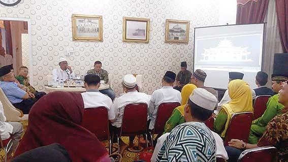 Akan Dibangun Masjid Bermenara 25 Meter