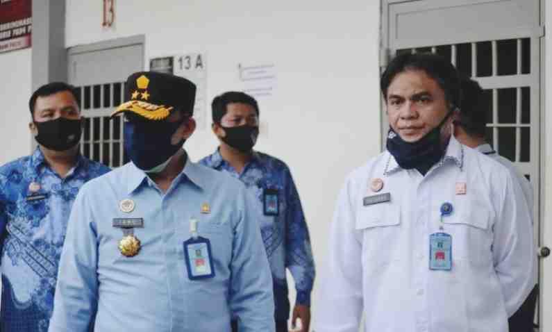 Lapas Riau kelebihan kapasitas hingga tujuh ribu tahanan