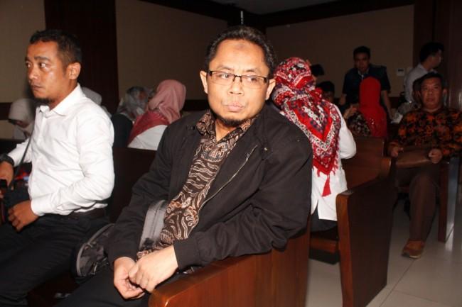 Auditor BPK Banding Vonis 7 Tahun Penjara