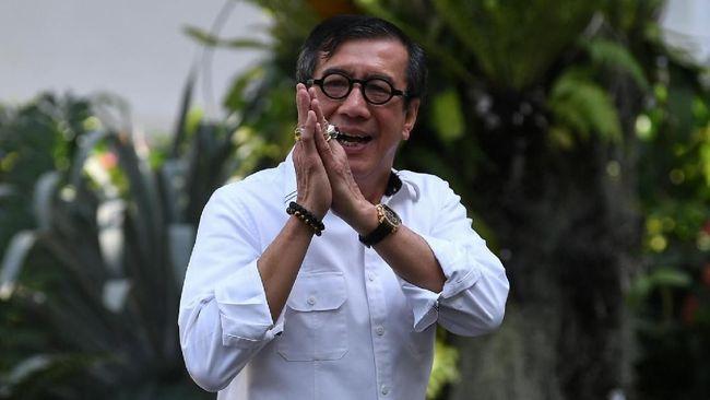 Yasonna Laoly Minta Maaf Terkait Ucapan soal Tanjung Priok