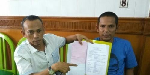 Dugaan Penipuan, YLPK Kepulauan Meranti Lapor Bank BTN Pekanbaru ke Polres Kepulauan Meranti
