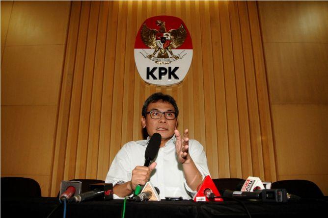 KPK Tak Setujui Dana Aspirasi DPR