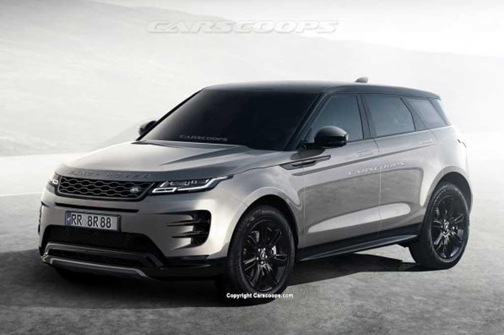 Menanti Kehadiran Range Rover Evoque Generasi Kedua