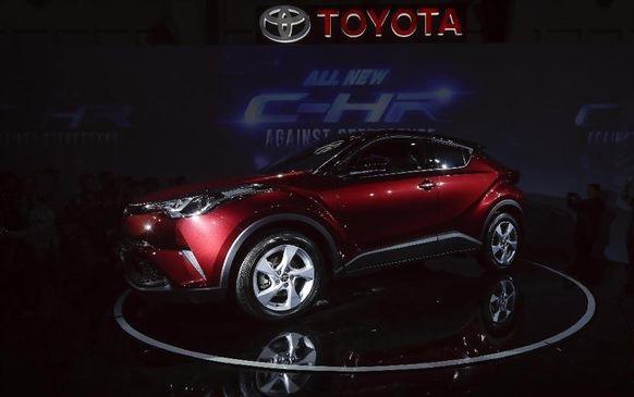 Toyota Siapkan C-HR 'Hybrid' untuk Indonesia