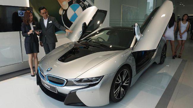 Diler Pertama Seri i BMW Direspons Positif