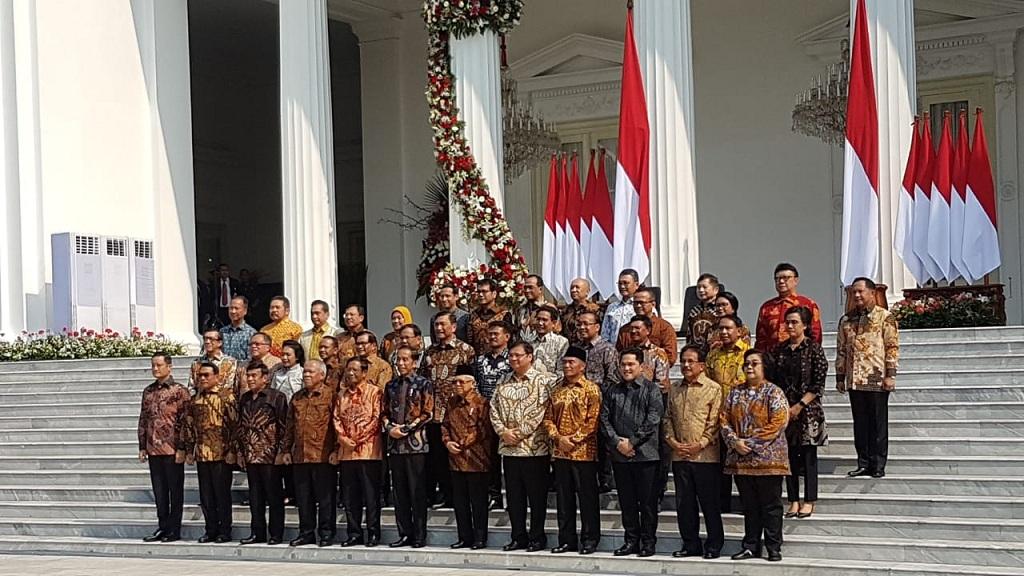 Beberapa Menteri Jokowi Pernah Diperiksa KPK
