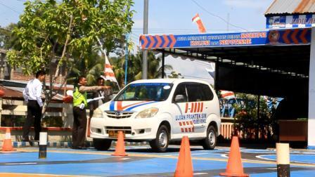 Penerbitan SIM di Polres Rohul Semakin Diperketat dan Bebas Pungli