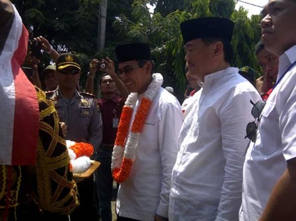 Pilkada Kuansing, Mursini-Halim Didukung Masyarakat Beringin Jaya