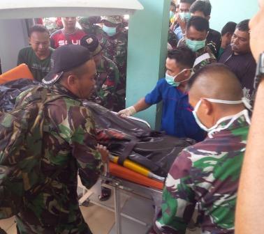 Anggota TNI yang Hilang saat Padamkan Kebakaran Hutan Ditemukan Meninggal Dunia