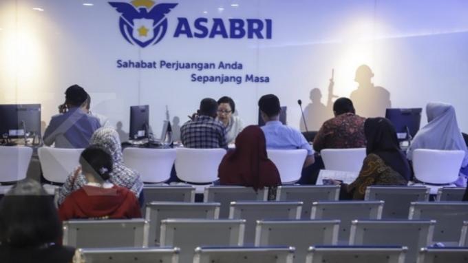 PT Asabri Diduga Terbelit Korupsi Rp 10 Triliun