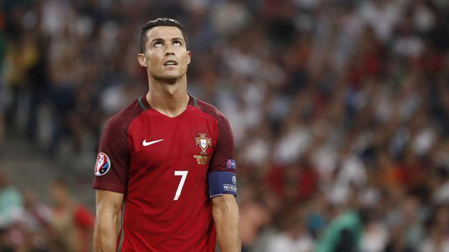 Ronaldo: Saya Menghormati Lionel Messi