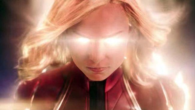 'Captain Marvel' Masuk 10 Besar Debut Terbesar di Dunia