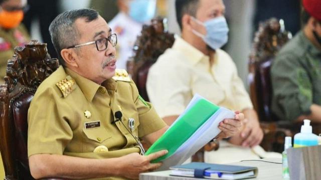 Gubri Akui Ada BUMDes di Riau Tak Sehat