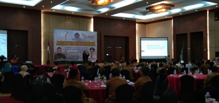 Oktober, Realisasi APBN Riau Terserap 70,77 Persen