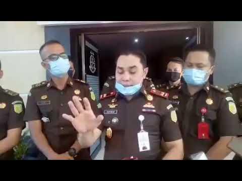 Konfrensi Pers Kasus Dugaan Korupsi di Pembangunan Hotel