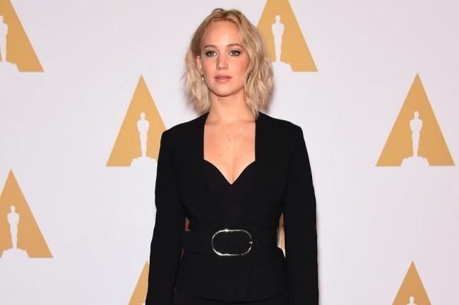 Jennifer Lawrence Ingin Punya Jaringan Televisi Sendiri