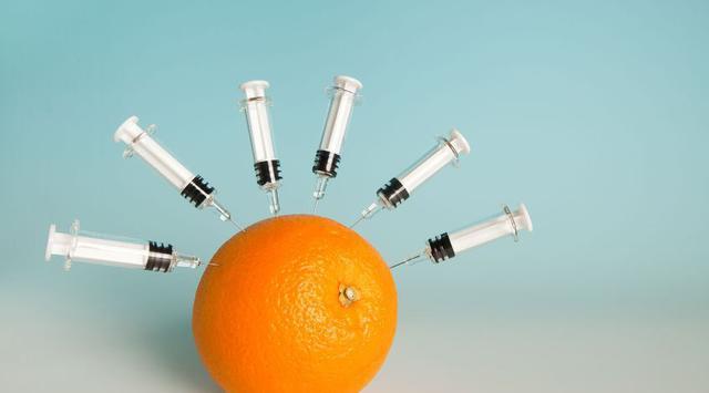 Jeruk Disuntikkan Darah Penderita HIV, Hoaks atau Fakta?