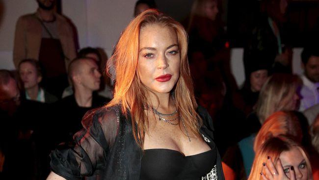 Lindsay Lohan Ajak Netizen Berhenti 'Bully' Donald Trump