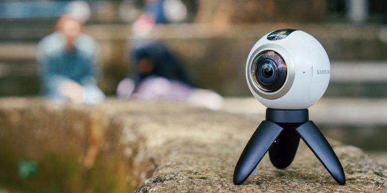 Review: Samsung Gear 360, Perekam 360 Derajat Seharga Rp4 Juta