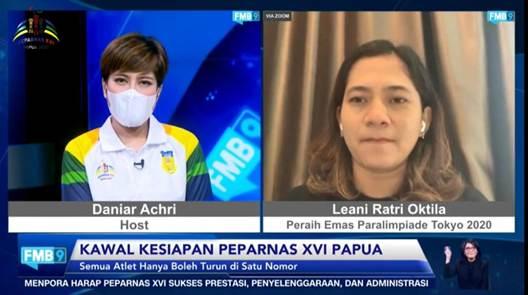 Peparnas XVI Papua Diharapkan Tingkatkan Prestasi Pemuda
