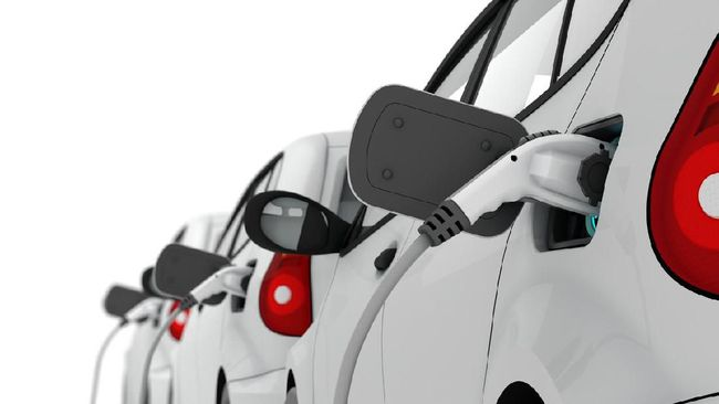 Kemenhub Bakal Beli 100 Mobil Listrik Buat Pejabat Eselon