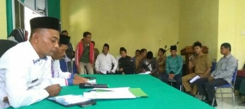 8 Bulan Belum Terima Hak, Puluhan Honorer Madrasah Datangi Kemenag Kepulauan Meranti