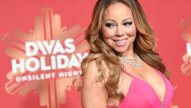 Drama Hidup Mariah Carey Bakal Jadi Serial Televisi
