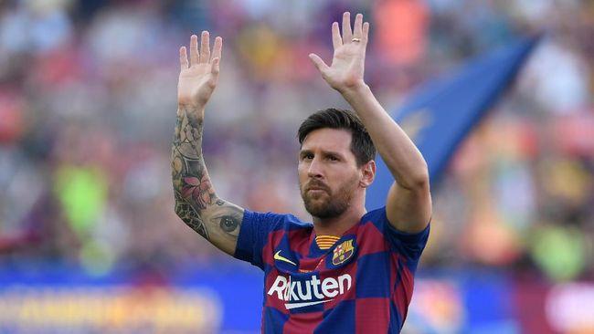 Momen Langka Barcelona Tanpa Messi di Laga Pertama